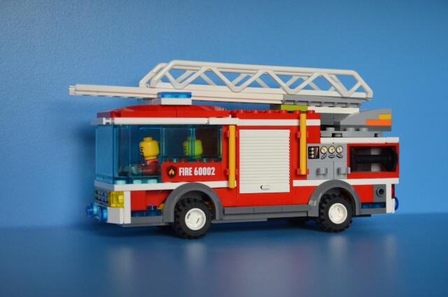 lego city 60002 hasiči