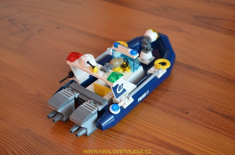 Lego City 60069 stanice speciální policie 18