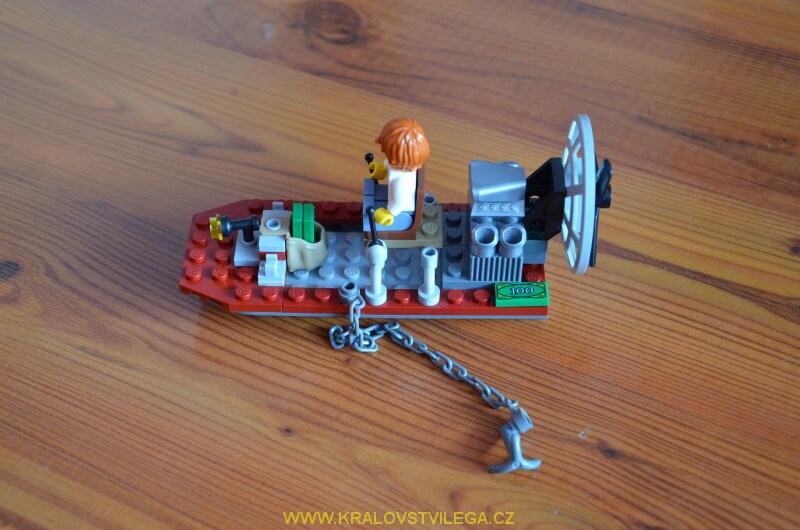 Lego City 60069 stanice speciální policie 20