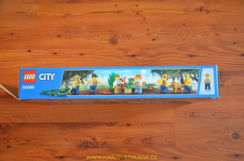 Lego City 60069 stanice speciální policie 23